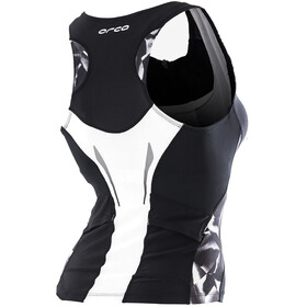ORCA Core Support Tri Top Women black/white